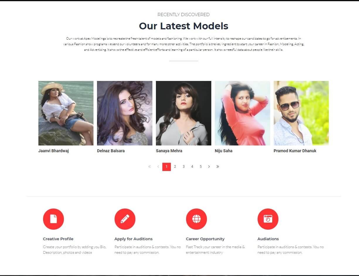 Apex Modelings