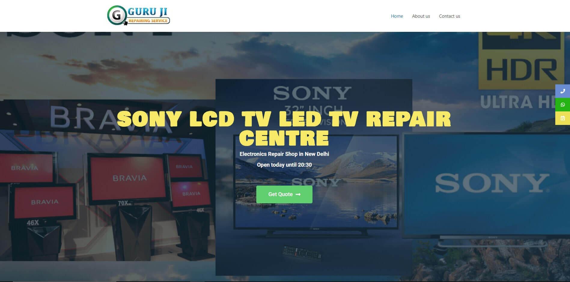sony service centre