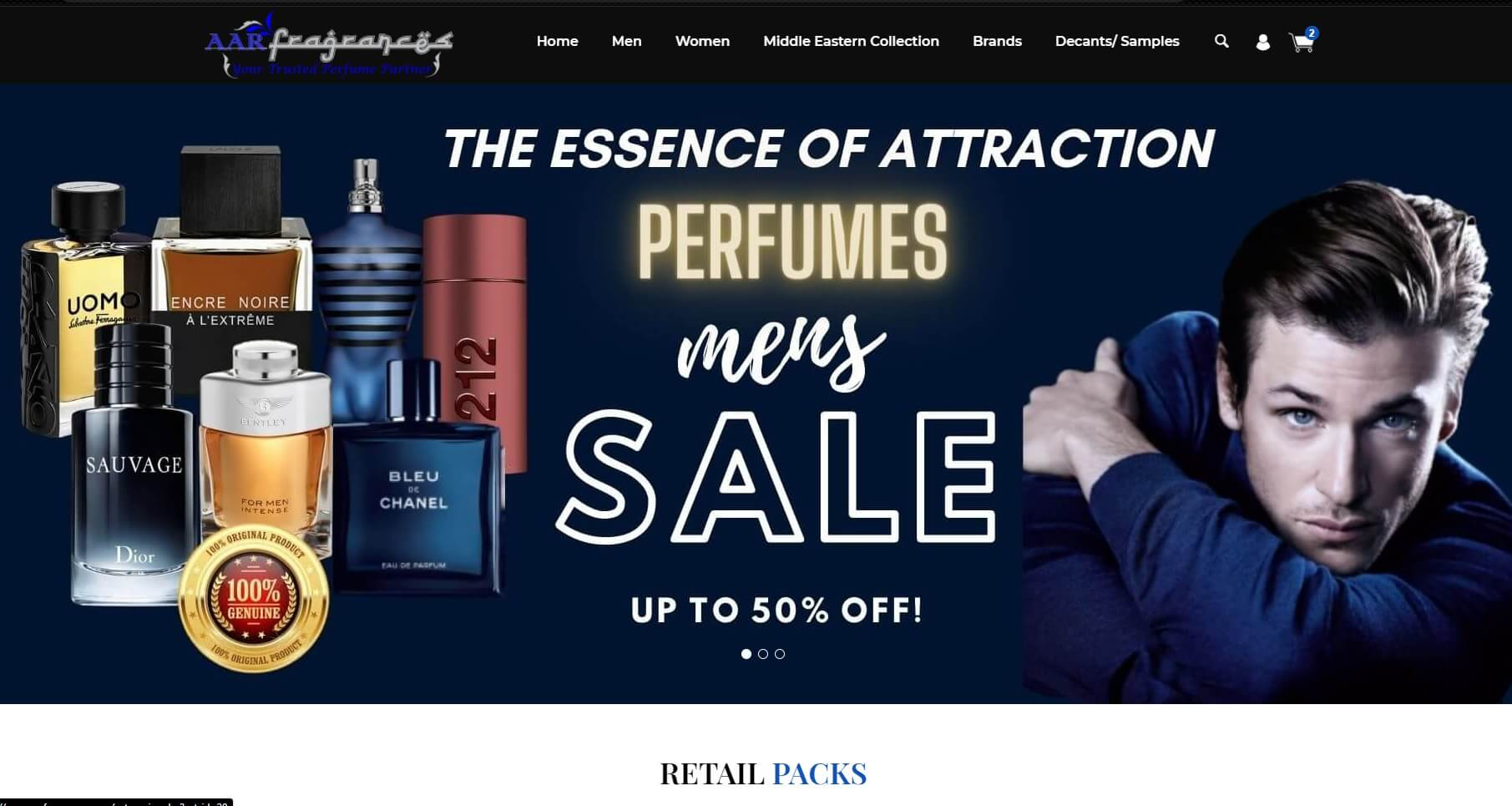 aar fragrances
